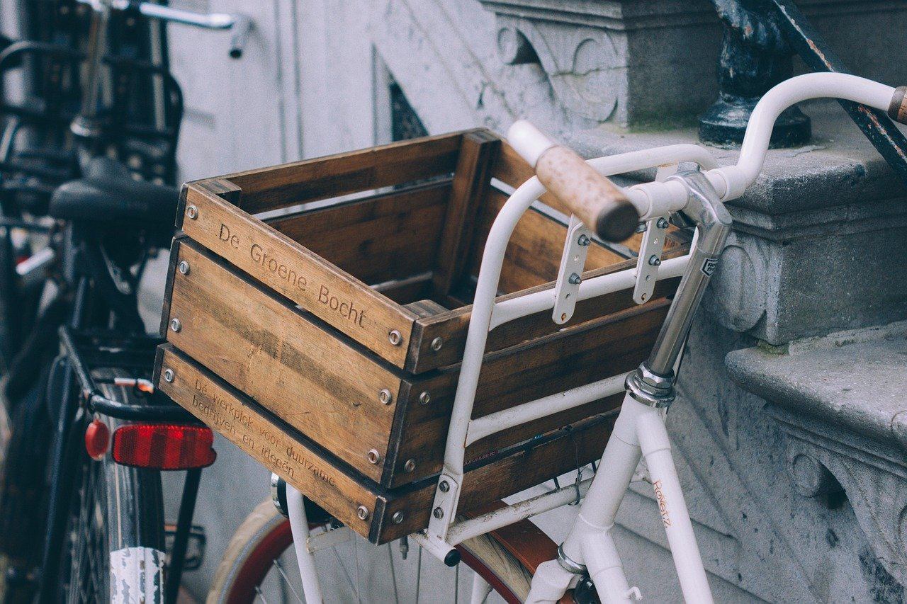 A Foldable Bicycle Is The Way To Go For Travel and Saving Space
